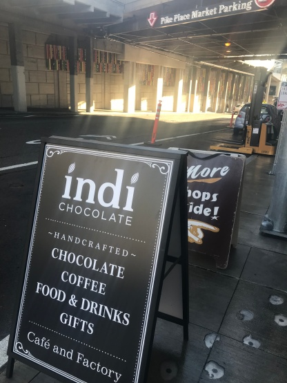 Indo Chocolate, Pike Place Market