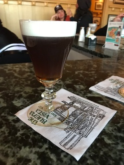 Irish coffee at The Buena Vista, SF