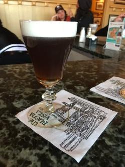 Irish coffee at The Buena Vista, SF