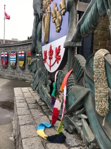 The Ugly Scarf, Victoria BC