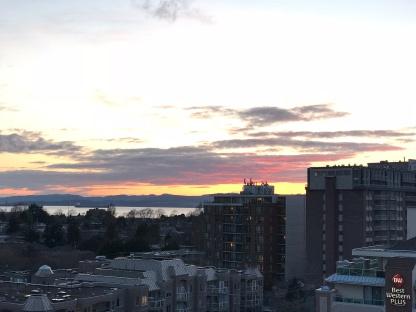 A Victoria sunset