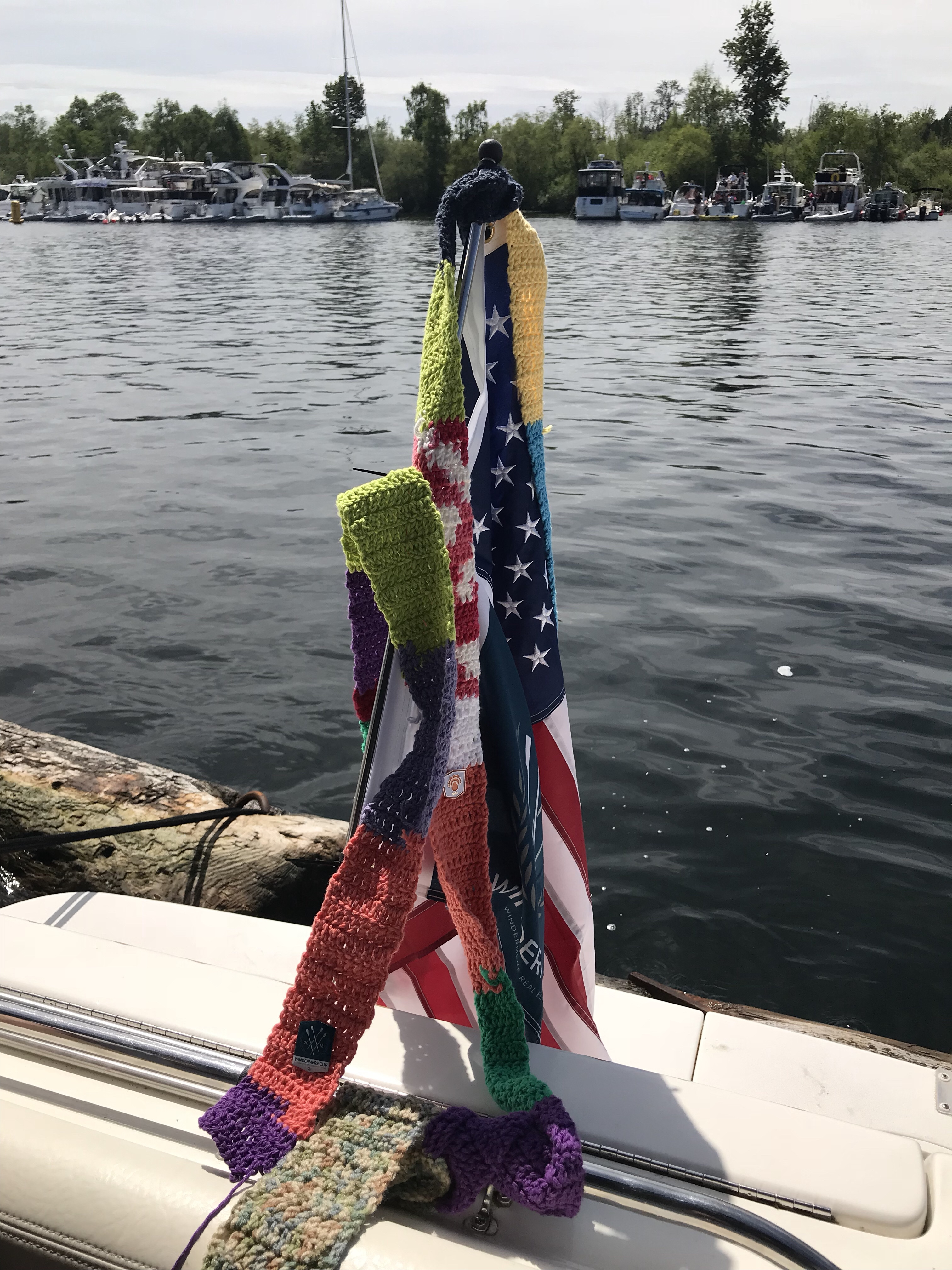 The Ugly Scarf visits the 2018 Windermere Cup