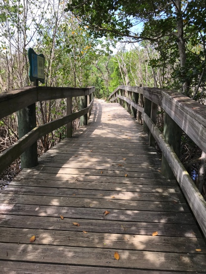Nature trail (Coastal Center)