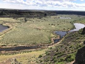 Dry Falls area