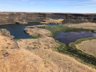 Sun Lakes-Dry Falls State Park