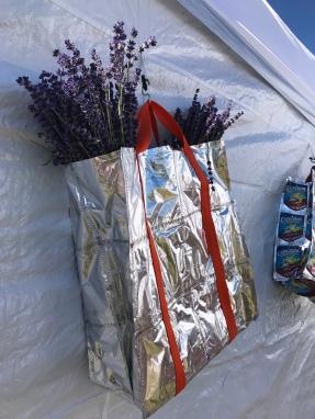 A vendor's wares...