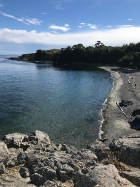 Cattle Point Park, San Juan Island