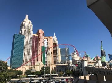 New York New York--Las Vegas style