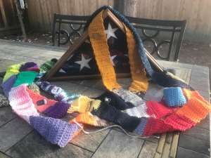 The Ugly Scarf's one year anniversary