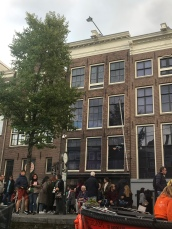 The house of Anne Frank