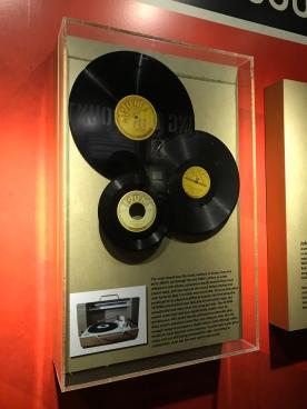 The vinyl
