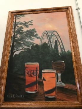 Brew inspired art