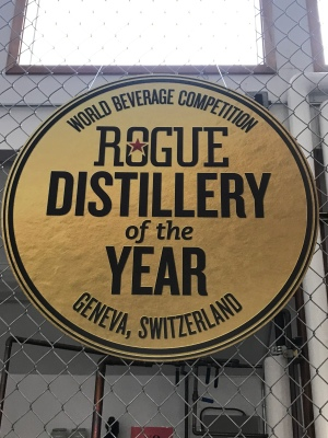 Award winning spirits