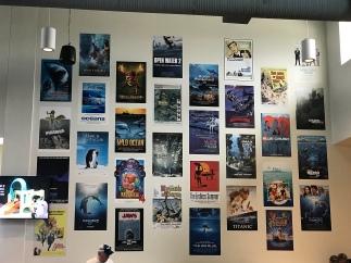Aquatic movies…