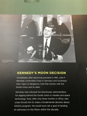 JFK's declaration