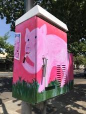 Street art, Moscow